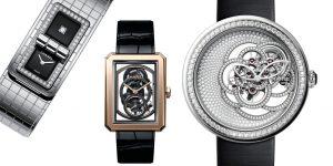 Món quà cho giáng sinh: 5 mẫu đồng hồ Chanel phiên bản mới 2018