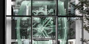 Cửa hàng lớn nhất của Richard Mille tại New York