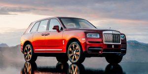 Cận cảnh Rolls-Royce Cullinan: mẫu xe SUV đắt giá nhất thế giới