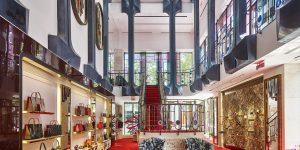 Christian Louboutin và một flagship store bền vững