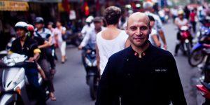 Giáng sinh Sài Gòn và phong vị Việt – Ý của Bếp trưởngEgidio Latorraca