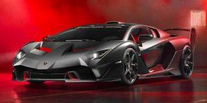Quái thú Lamborghini SC18 Alston 574kW: Ngôi sao đường phố