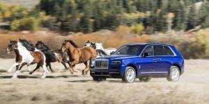 Rolls-Royce Cullinan SUV – Định nghĩa lại sự xa xỉ kiểu mới
