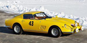 """Đấu giá """"giấc mơ thời niên thiếu"""" – Ferrari 275 GTB ' 1964"""