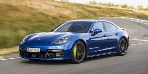 Porsche Panamera Turbo S E-Hybrid – Sự gợi cảm trở lại