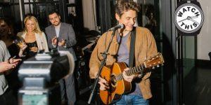 John Mayer ngẫu hứng cùng Audemars Piguet