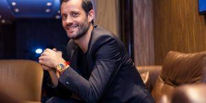 CEO Grégory Dourde: HYT- Dòng chảy thời gian