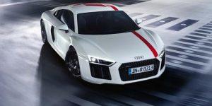 Audi R8:mẫu xe đua đường phố của thế kỷ