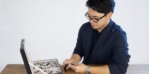 Nhà sưu tập Trần Quỳnh Anh và những kỷ vật thời gian