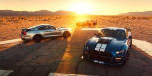 Xé gió cung đường với Ford 2020 Mustang Shelby GT500