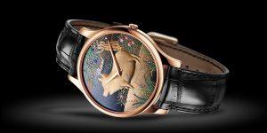 #TheLuxTet: Đón năm Kỷ Hợi cùng 6 mẫu đồng hồ hình chú lợn