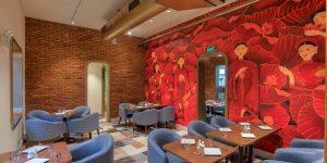 Café Central Pasteur: Điểm hẹn ẩm thực thú vị và thư thái