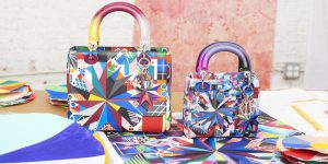 Dior Lady Art & Nét đẹp đa văn hóa