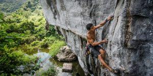 Theo dấu hành trình Luca và Gavi chinh phục các ngọn núi Việt