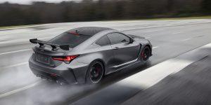 """AMG và BMW dè chừng mẫu RC F """"Track Edition"""" từ Lexus"""