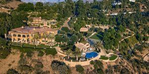 Khu biệt thự Tuscan, Beverly Hills rao bán 72 triệu USD