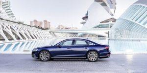 Review: 6 tiêu điểm về chiếc Audi A8L mới