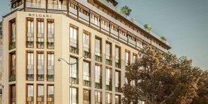 Bvlgari Paris Hotel sẽ xuất hiện trên Đại lộ George V xa hoa