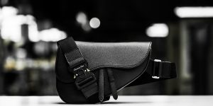Dior mang đến vẻ đẹp nam tính mới cho Túi yên ngựa