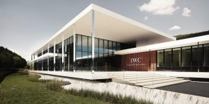 IWC xây dựng xưởng chế tác đồng hồ giữa lòng Thụy Sĩ