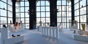 Stuart Weitzman lần đầu ra mắt tại Milan Fashion Week với BST Thu 2019