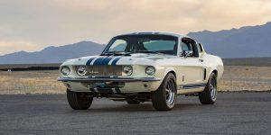 Chiếc Ford Mustang đắt giá và được săn đón nhất thế giới