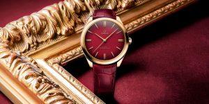 Đồng hồ Omega de Ville Trésor – Xưa cũ là vàng