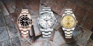 3 mẫu đồng hồ Rolex hàng đầu cho người mê du lịch