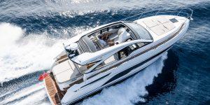 Trải nghiệm lái Fairline Targa 43 Open: Hoàn hảo trên sóng nước
