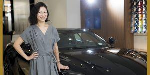 """Độc quyền: Bà Nancy Chen – """"Aston Martin là một tác phẩm nghệ thuật"""""""