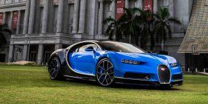 Nhà sưu tầm Đông nam Á đầu tiên mua siêu xe Bugatti Chiron