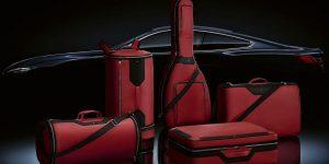 Montblanc x BMW 8 Series: Bộ hành lý giá 400 triệu cho giới nhà giàu