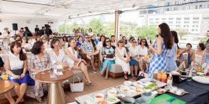 The Cruise Cooking Show: Bữa tiệc phong cách và nấu ăn trên du thuyền hạng sang