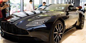 Siêu xe thời thượng Anh quốc Aston Martin đến Việt Nam
