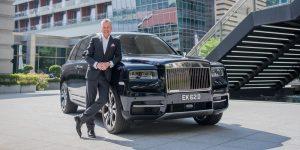 Độc quyền: Phỏng vấn CEO Rolls Royce Torsten Müller Ötvös