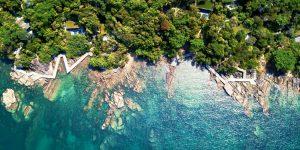 Campuchia mê hoặc du khách bằng những bãi biển mới nổi tuyệt đẹp
