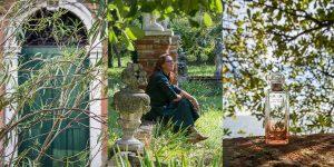 Hermès Un Jardin Sur La Lagune – những nốt hương từ Vườn Địa Đàng
