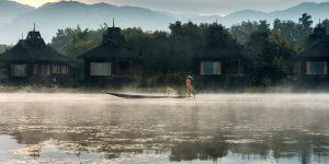 Hồ Inle ở Myanmar và 5 khách sạn mà bạn không nên bỏ qua