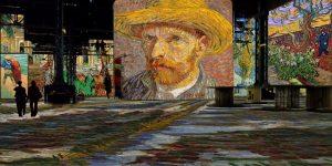 Triển lãm La nuit étoilée, Van Gogh mở cửa tại Paris