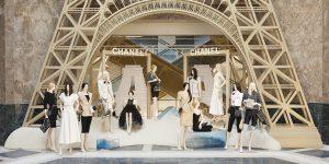 Mãn nhãn với không gian mua sắm mới của Chanel trên đại lộ Champs-Elysées