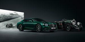 Bentley Continental GT Number 9 – Kể lại một câu chuyện huyền thoại