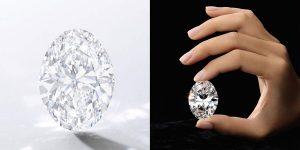 Sotheby's gõ búa 13,7 triệu đô la cho viên kim cương 88,22 cara