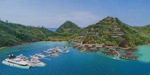 Indonesia có khu nghỉ dưỡng bến du thuyền Yacht Sourcing đầu tiên