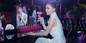 Bờ môi tỏa sáng rạng ngời với sắc hồng Dior Addict Stellar Shine