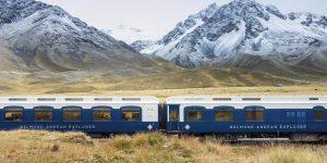 Vẻ đẹp Nam Mỹ qua ô cửa tàu siêu sang Belmond Andean Explorer