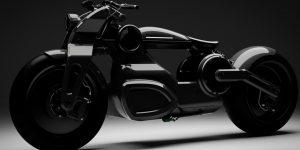 Zeus Electric Bobber – Quái thú của dòng xe mô tô điện