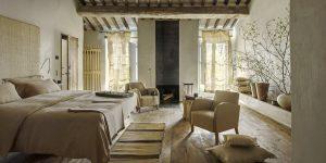 Tuyệt tác kiến trúc cổ nhìn ra thung lũng yên bình Val d'Orcia