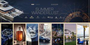 Summer Wanderlust: Sự kiện quy tụ 7 ông lớn trong thị trường kinh doanh hàng xa xỉ