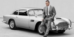 Aston Martin hồi sinh huyền thoại DB5 từ bộ phim Goldfinger 1964