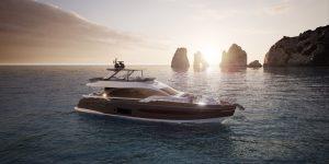Azimut kỷ niệm sinh nhật lần thứ 50 với ba mẫu du thuyền mới